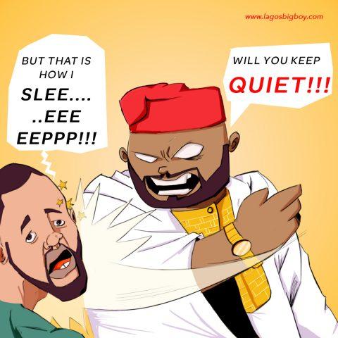 Big Brother Nigeria 2017 Drama