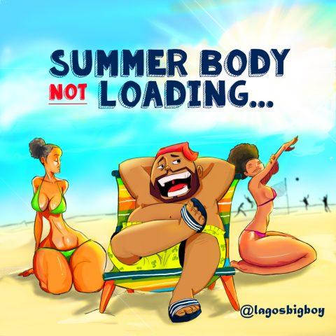 Summer Body not loading